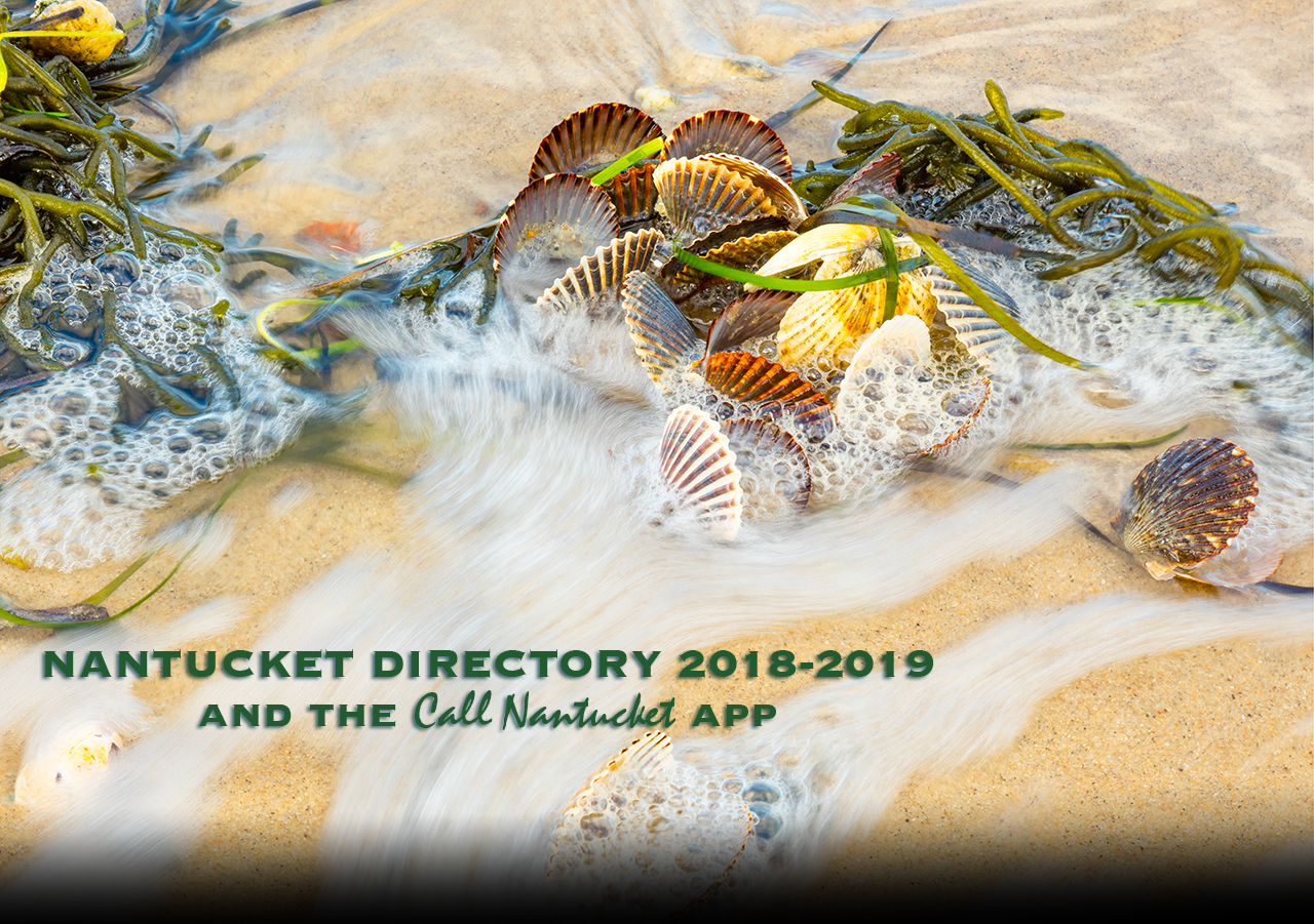 Nantucket Directory 2014 - 2015